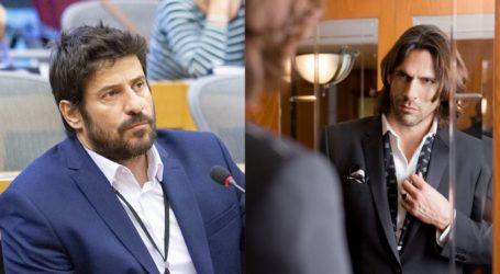 Η απάντηση του Αλέξη Γεωργούλη στον Γιάννη Σπαλιάρα για τον ρόλο στο Netflix