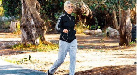 Σία Κοσιώνη: Για τρέξιμο στο κέντρο της Αθήνας
