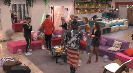 Άφωνη η Άννα Μαρία: Τα αγόρια του Big Brother έβγαλαν τα ρούχα τους για χάρη της!
