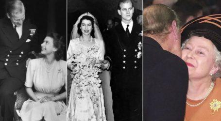 Βασίλισσα Ελισάβετ – Πρίγκιπας Φίλιππος: Πώς γιόρτασαν την 73η επέτειο του γάμου τους;