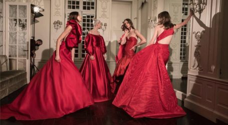 H Σήλια Κριθαριώτη ενισχύει την Athens Xclusive Designers Week