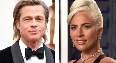 Lady Gaga και Brad Pitt μαζί σε ταινία!