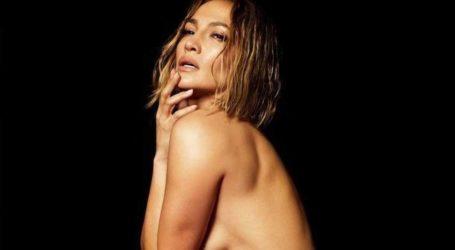 Jennifer Lopez: Ποζάρει γυμνή για το εξώφυλλο του νέου της single και κόβει την ανάσα!