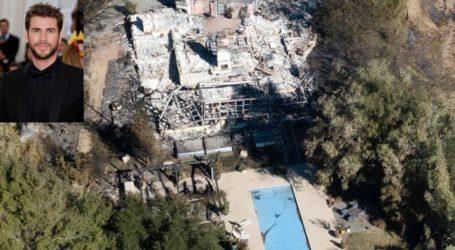 O Liam Hemsworth πούλησε το σπίτι του στο Μαλιμπού μετά τις καταστροφικές πυρκαγιές