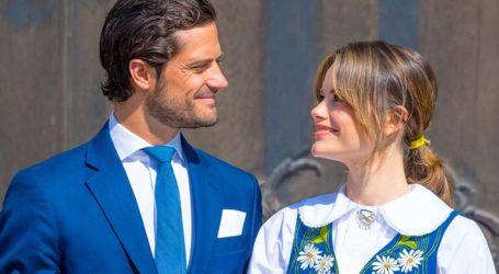 Θετικοί στoν κορωνοϊό o πρίγκιπας της Σουηδίας Carl Philip και η πριγκίπισσα Sofia