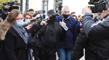 Αφέθηκε ελεύθερος ο Νότης Σφακιανάκης – Οι πρώτες δηλώσεις στις κάμερες