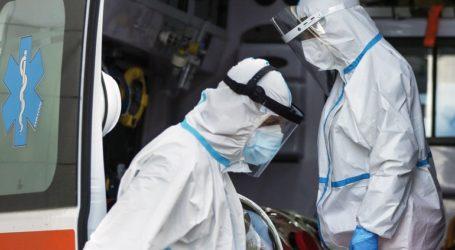 Η Ιταλία ανακοίνωσε 34.283 νέα κρούσματα κορωνοϊού
