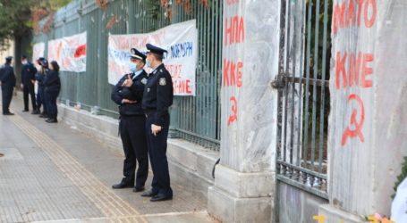 Δρακόντεια μέτρα ασφαλείας για την επέτειο του Πολυτεχνείου