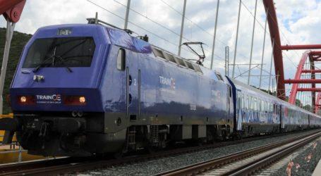 Προχωρά η ηλεκτροκίνηση της σιδηροδρομικής γραμμής Λάρισας – Βόλου