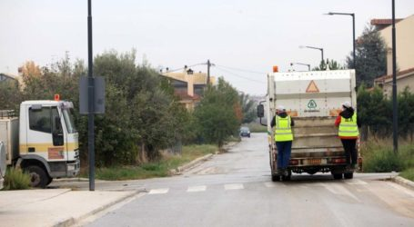 Σε εξέλιξη ο διαγωνισμός για την προμήθεια 8 απορριμματοφόρων στο Δήμο Λαρισαίων