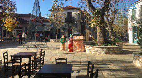 «Θετικοί στον κορωνοϊό κάνουν βόλτα στην πλατεία της Αργαλαστής»