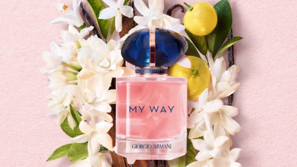 armani my way flowers beautemag 07 20
