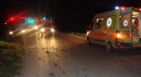 Βελεστίνο: Νεκρός νεαρός δικυκλιστής σε φοβερό τροχαίο