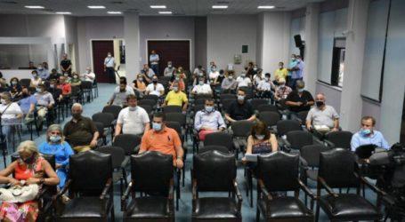 Αναβάλλεται η συνεδρίαση του Δημοτικού Συμβουλίου Λάρισας