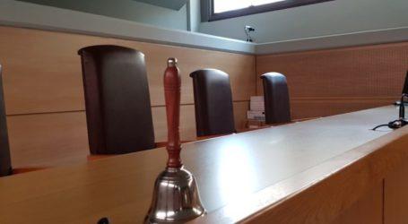 Θετική στον κορωνοϊό γυναίκα Ειρηνοδίκης στα Δικαστήρια της Λάρισας
