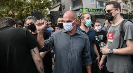 Το ΜέΡΑ25 καταγγέλλει προαναγγελία σύλληψης βουλευτών του κόμματος