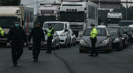 Lockdown: Αθηναίοι φεύγουν για «καραντίνα» στην επαρχία – Έξοδος 60.000 οχημάτων