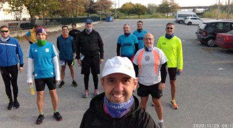 Λαρισαίοι δρομείς έτρεξαν στον 1ο AONM Virtual Run 2020 για καλό σκοπό