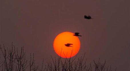 Όταν ο ήλιος δύει για τελευταία φορά το 2020