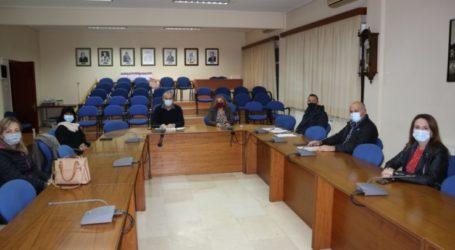 Στενή συνεργασία Δήμου Ελασσόνας με την Κοιν.Σ.Επ. «Οικονόμειο»