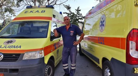 """""""Βράζει"""" η Λάρισα: Ο Πρόεδρος των Εργαζομένων του ΕΚΑΒ Γιάννης Γούλας στο onlarissa.gr: 9 στις 10 διακομιδές πλέον είναι περιστατικά Covid 19"""