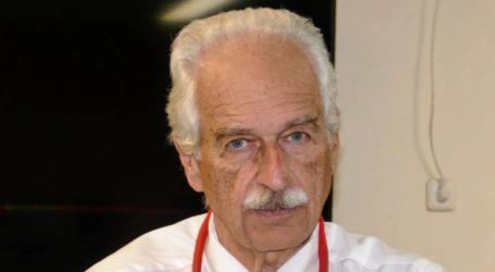 O K. Γουργουλιάνης εξηγεί που οφείλεται η έξαρση των κρουσμάτων στη Λάρισα (βίντεο)