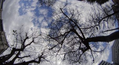 Η ποιότητα της ατμόσφαιρας στη Λάρισα το τελευταίο τριήμερο