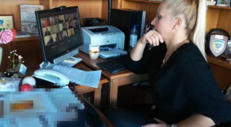 Βόλος: Τηλεδιάσκεψη για την ετοιμότητα σε περίπτωση σεισμού