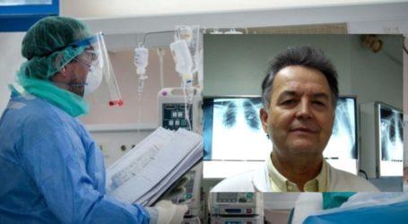 Στα όριά τους τα νοσοκομεία της Λάρισας – Στο τραπέζι το μέτρο επίταξης ιδιωτικών κλινικών αναφέρει ο Κομνός