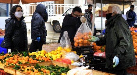 Κανονικά θα λειτουργήσει μεθαύριο Παρασκευή η λαϊκή αγορά στο Συκούριο
