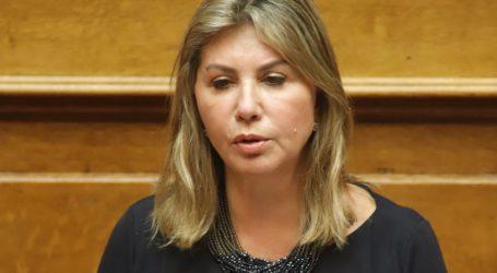 Ζέττα Μακρή: «Νεότερη ενημέρωση για τις ημερομηνίες καταβολής αποζημιώσεων του ΕΛΓΑ»
