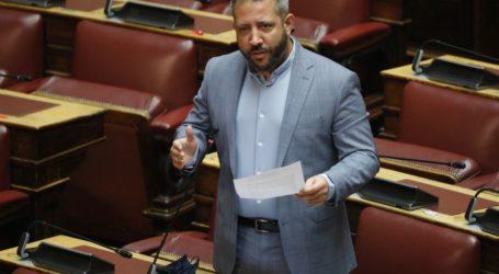 Αλ. Μεϊκόπουλος: «Πολιτική φάρσα ο αποκλεισμός του Νοσοκομείου Βόλου από τη δωρεά του Ιδρύματος Νιάρχος»