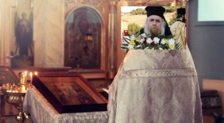 Πέθανε από κορωνοϊό ο 56χρονος ιερέας της εκκλησίας στο Γερακάρι Αγιάς