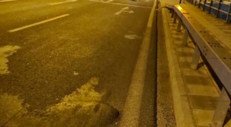 Λάρισα: Έπεσε σε εξόγκωμα του δρόμου με το ποδήλατό του και …εκτοξεύτηκε σε διερχόμενο αυτοκίνητο (φωτο)