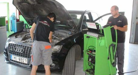 Βόλος: Ανοιχτά τα συνεργεία αυτοκινήτων εν μέσω καραντίνας