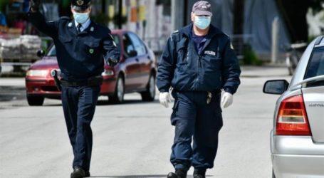 Βολιώτης αρνητής της μάσκας έβρισε αστυνομικούς και τον συνέλαβαν!