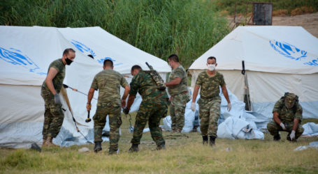 Κορωνοϊός: Τη βοήθεια του Στρατού ζήτησε το Νοσοκομείο Βόλου