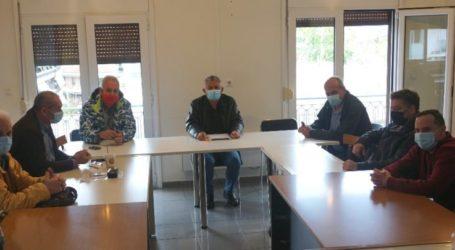 Συνάντηση του ΣΥΡΙΖΑ – ΠΣ Λάρισας με τον Σύλλογο Εστιατόρων και Ψητοπωλών