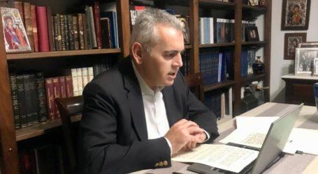 Μάξιμος στην Ορθόδοξο Ακαδημία Κρήτης: Απειλή για την Ευρώπη η εργαλειοποίηση του ισλάμ
