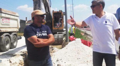 Νέα αντιπλημμυρικά έργα ύψους 1,5 εκατ. ευρώ δρομολογείη Περιφέρεια Θεσσαλίας στην Π.Ε. Λάρισας