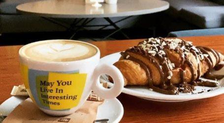 Pleasures: Τώρα ο αγαπημένος σου καφές με το κρουασάν στην πόρτα σου!