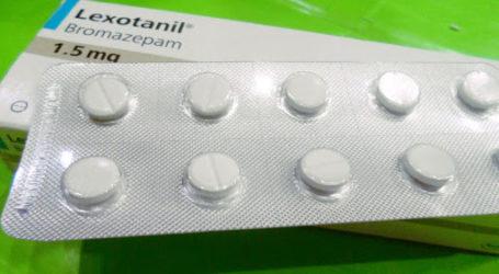 Συνελήφθη στην παραλία του Βόλου με 30 χάπια lexotanil