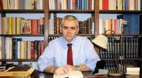 Χαρακόπουλος: Η στάση του ΣΥΡΙΖΑ ενισχύει θεωρίες συνομωσίας…