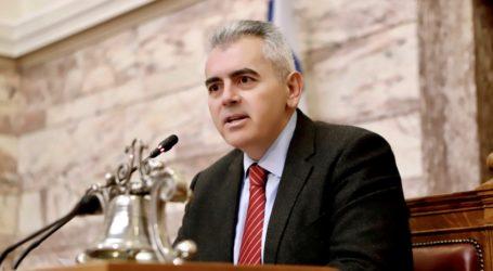 Χαρακόπουλος: Αδιαπέραστο τείχος οι Ένοπλες Δυνάμεις