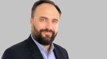 Θετικός στον κορωνοϊό ο αντιδήμαρχος Τυρνάβου Χριστόφορος Κατσαρός
