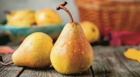 Αχλάδια: Η συμβολή τους στην υγεία μας
