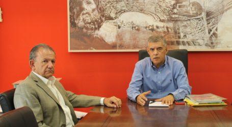 Υπογράφεται η σύμβαση για το νέο γερανό στο λιμάνι του Βόλου με χρηματοδότηση 3 εκατ. ευρώ
