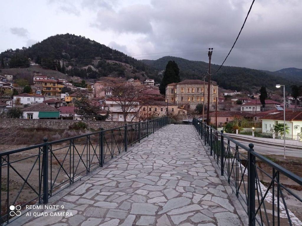 Γέφυρα Παναγιά new