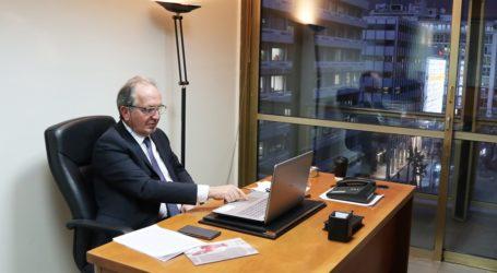 Αναφορές Αθανάσιου Λιούπη για «click away» και για παράταση μείωσης των  μισθώσεων σε πληττόμενες επιχειρήσεις