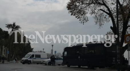Σε αστυνομικό κλοιό ο Βόλος για την επέτειο Γρηγορόπουλου [εικόνα]